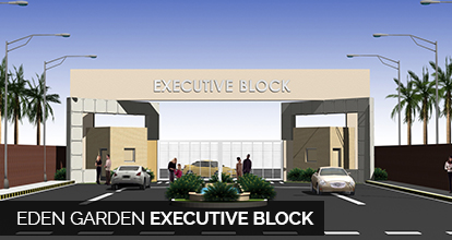 eden garden executive block 2