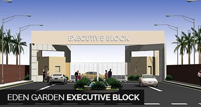 eden garden executive block 2